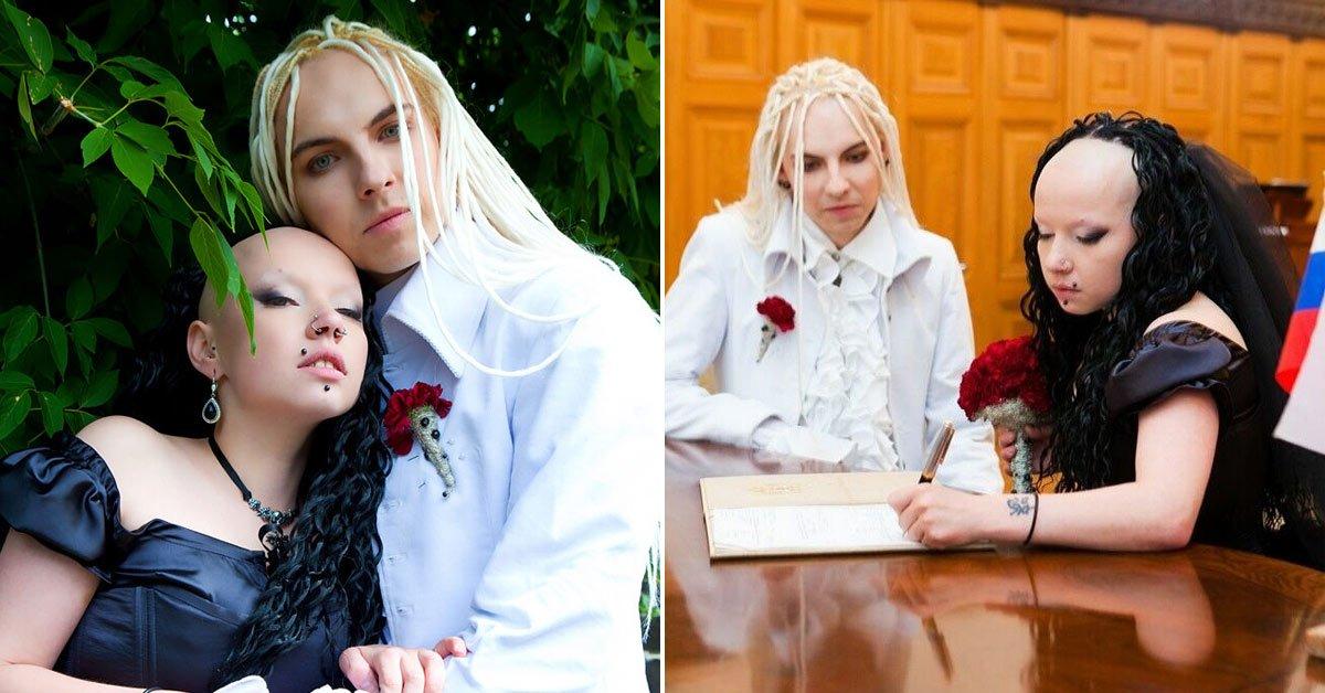 Как сегодня выглядит пара, над чьими свадебными фото 11 лет назад все смеялись